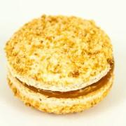 Macaron caramel au beurre salé - Caramel salted butter